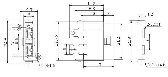 ted2001温控器接线图