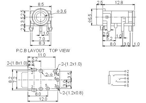 d-s端子 wp外接线插座 vga接口 ac电源插座 网络插座 usb/1394/micro.