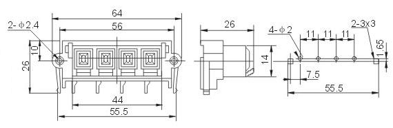 接线插座-外接线插座-接线插座尽在阿里巴巴-深圳市