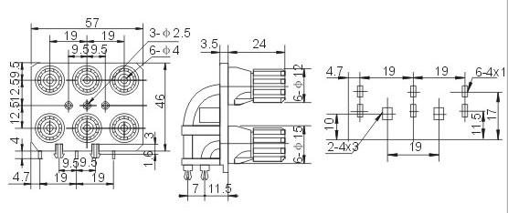 与外接线插座相关的产品信息 插座插座厂家普宁插座无线插座美式插座
