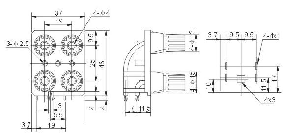 电路 电路图 电子 工程图 平面图 原理图 576_278