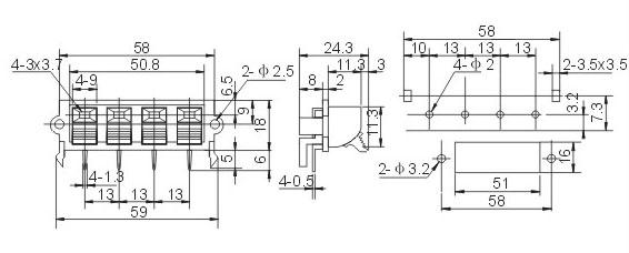 接线插座-wp 外接线插座-接线插座尽在阿里巴巴-深圳