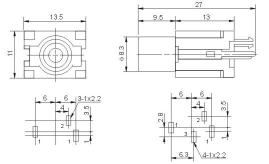 电路 电路图 电子 户型 户型图 平面图 原理图 538_328
